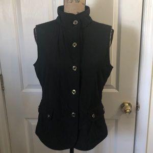 Talbots Vest Jacket